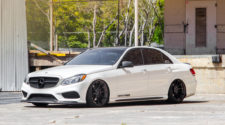 Тюнеры из Prestige Wheel House потрудились над Mercedes-Benz e350 2013 года