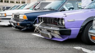 Выставка Классических Автомобилей Японии - Japanese Classic Car Association