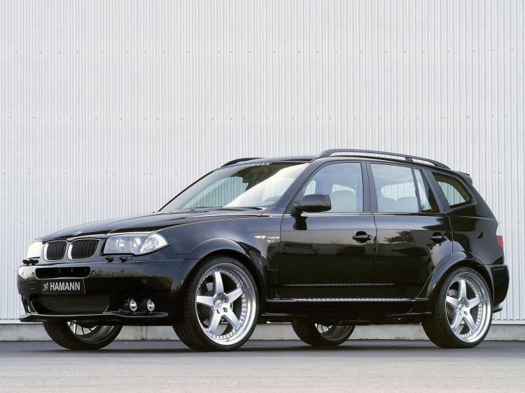 BMW X3 E83 - капля тюнерской любви...