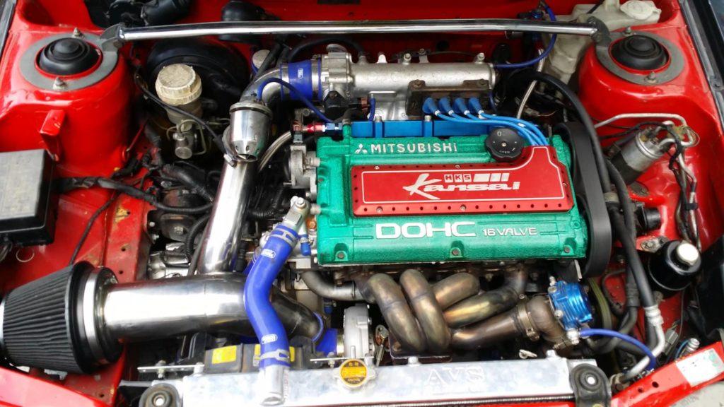 Лучшие двигатели из Японии - тюнинг проект