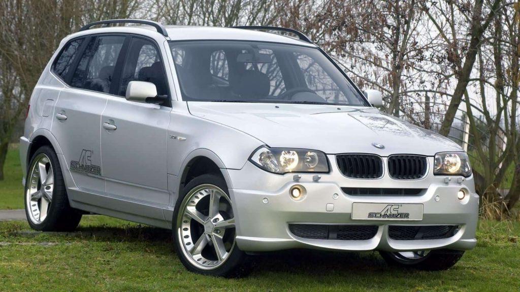 BMW X3 E83 - капля тюнерской любви для 83 кузова...