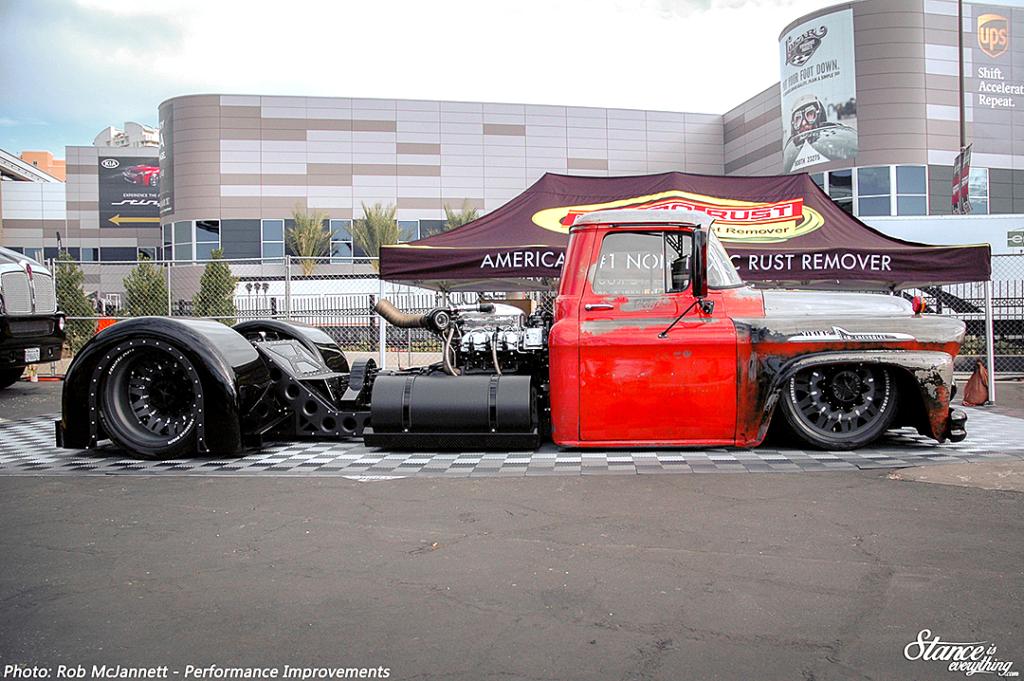 Эпичный грузовик Chevy Viking 60