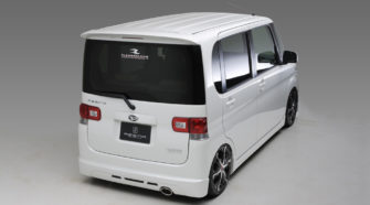 Fledermaus - Стайлинг в массы Daihatsu Тanto