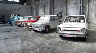 Харьковский ретро слет 2018. Экспозиция автомобилей (28