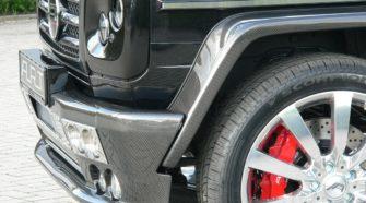 Повтор запрещен- Mercedes-Benz G-Class AS 55K