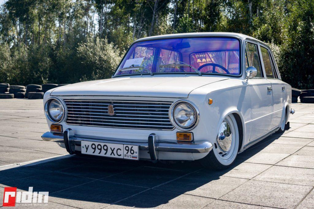 Продается ретро-гонка 1975 года - LADA (ВАЗ) 2101 1970 за 250