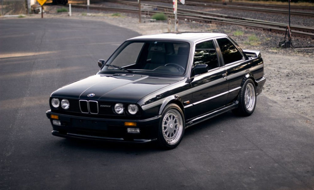 Ракета для эстета - Тюнинг-ателье для BMW