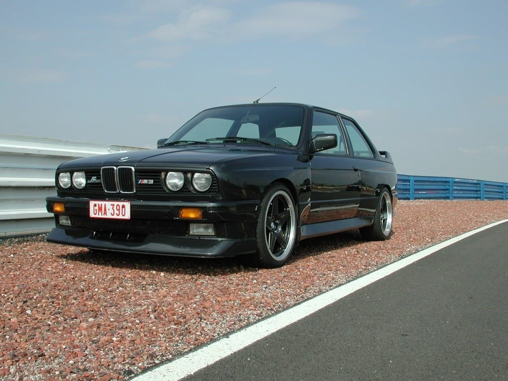 Ракета для эстета - Тюнинг-ателье для BMW 3