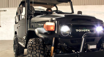Рестомод Toyota Land Cruiser BJ40