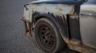 Шведский металл на V8 от Ford Mustang
