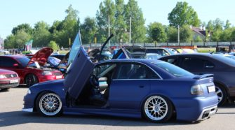 VAG – VAGBURG Festival - настоящий праздник для любителей прокачанных автомобилей