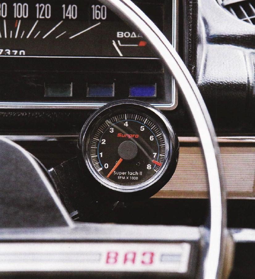 ВАЗ-2101 и волшебные цифры в 186 сил - тюнинг
