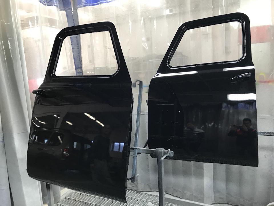 Вперед, в прошлое! - как построить ГАЗ 53 Пикап тюнинг