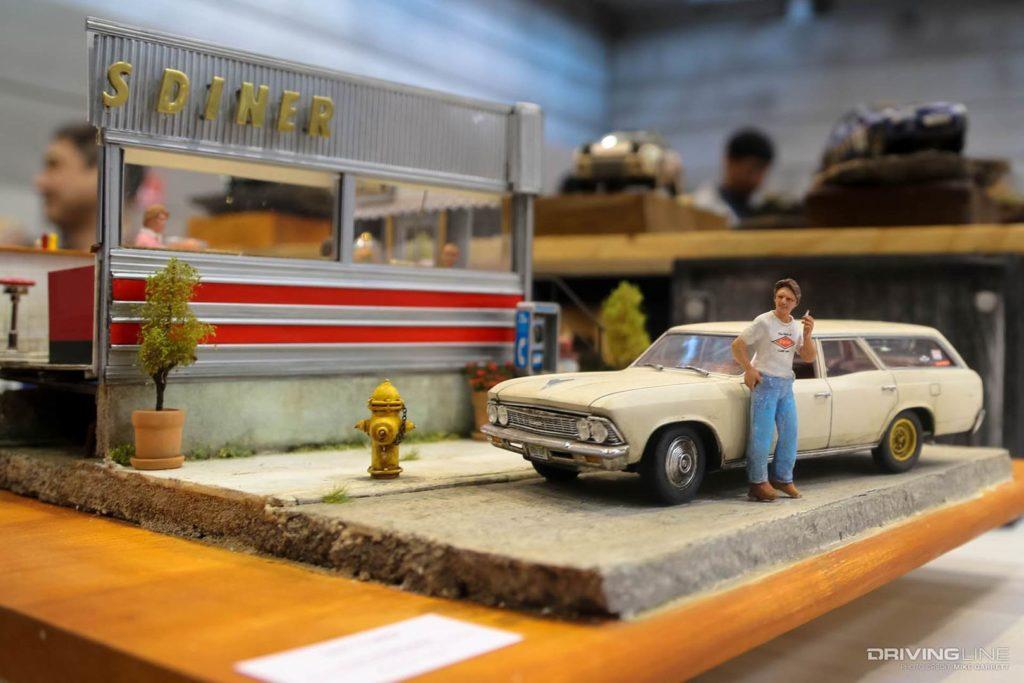 Выставка масштабных моделей по цене настоящих машин! - Shizuoka Hobby Show 2018