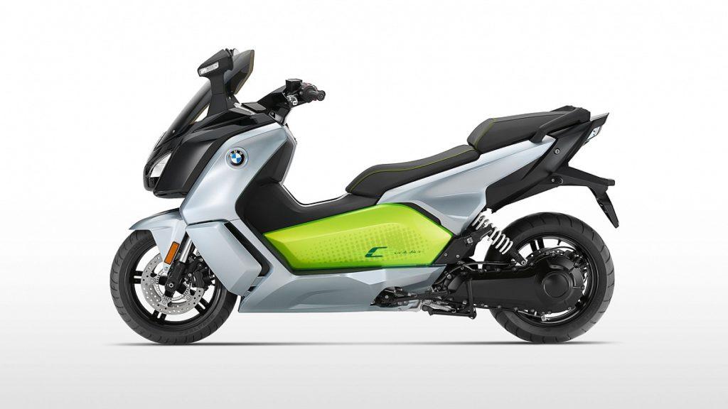 Дрэгстер будущего из BMW C evolution