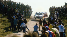 Эпизоды из жизни профессиональных гонщиков - Rally Group B