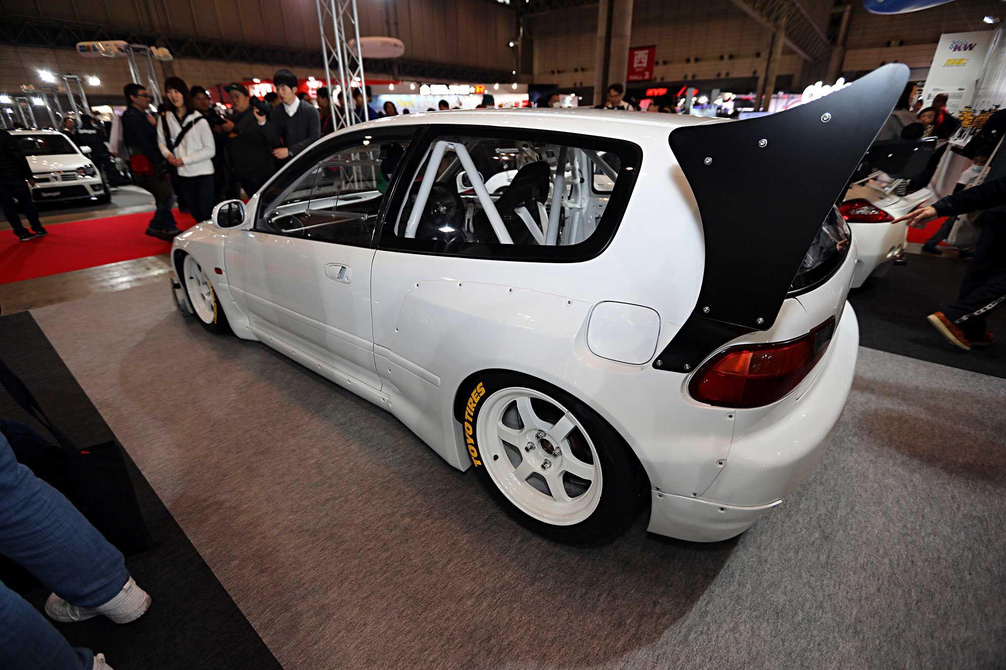 Honda Civic EG от Pandem