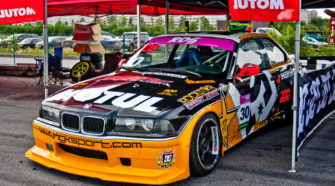 История одного проекта - BMW E36 coupe (дрифт)