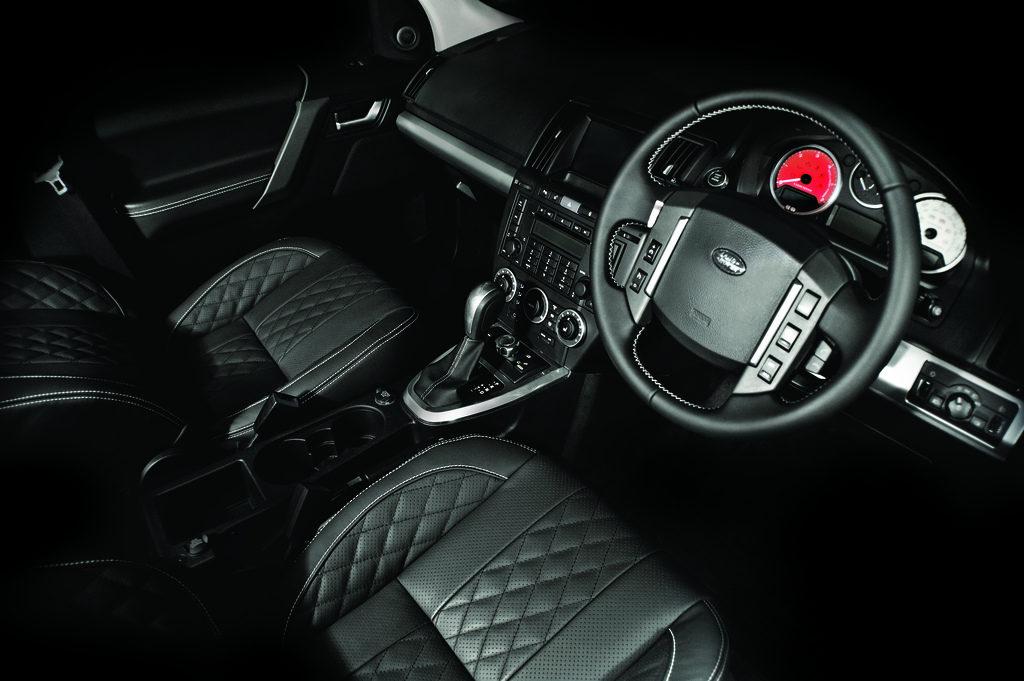 Kahn Design очередь маленького - Freelander RS200 тюнинг