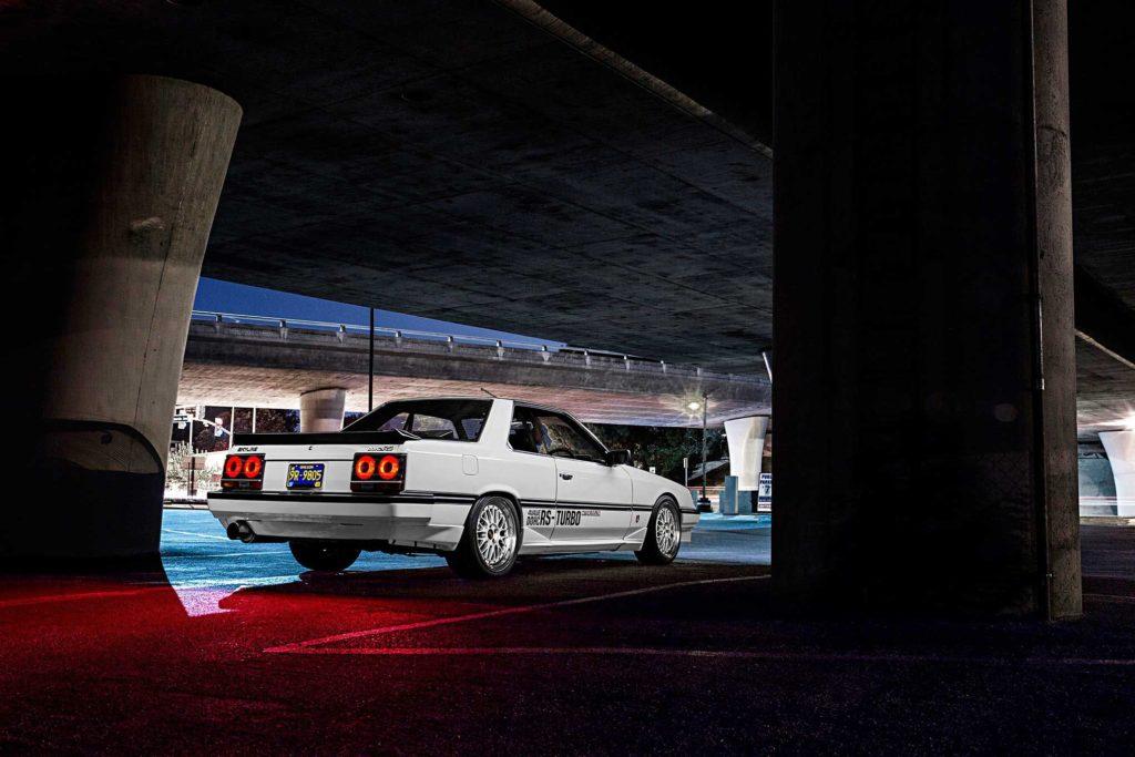 Легенда DR30 - Nissan Skyline 2000 RS-X (DR30)