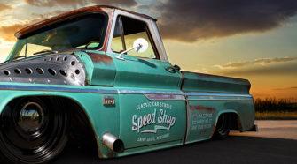 Лютый пикап на twin turbo, который вы когда-либо видели.. (
