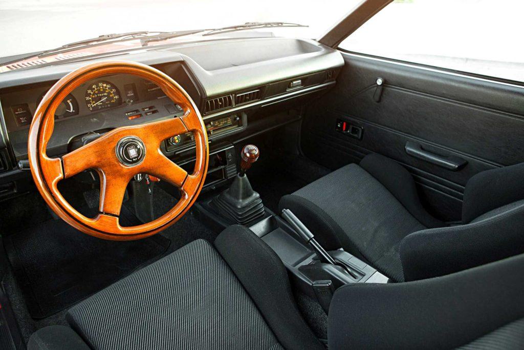 Маленькое красное чудо - Toyota Corolla E70