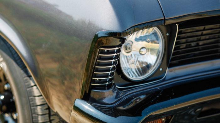 Маньяк из фильма ужасов - Chevrolet Nova 1969