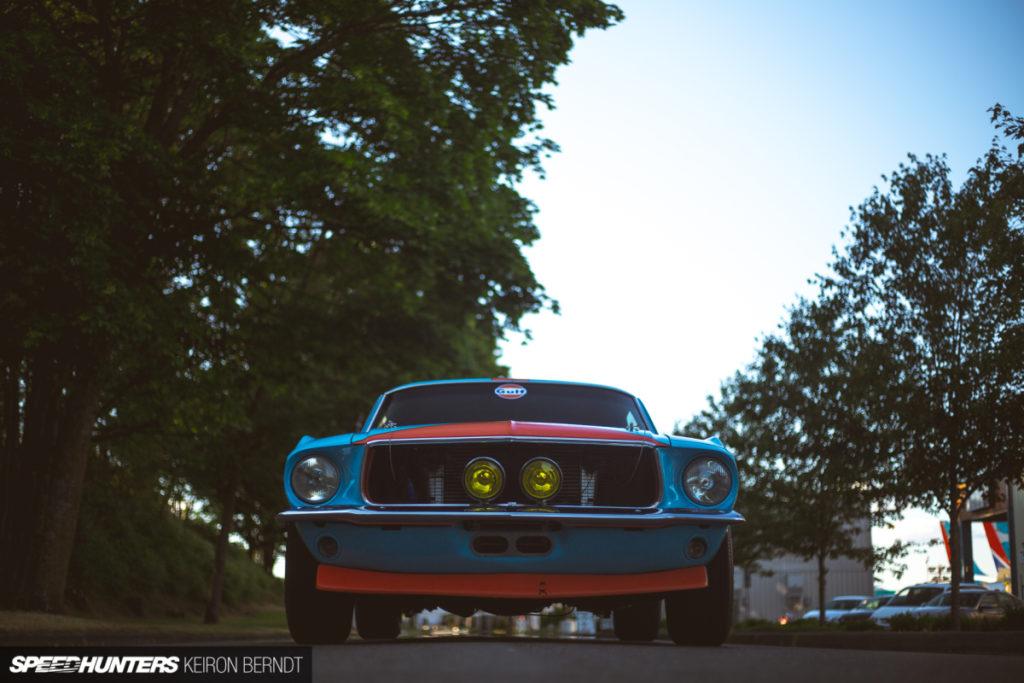«Мерзость» - Форд Мустанг на 2JZ