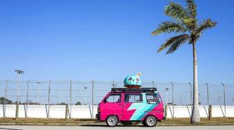 Микробизнес в микровэне - Daihatsu Hijet