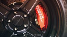 Nissan S13 на дисках от Rotiform и обвесе Rocket Bunny