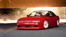 Пересадка лица – Nissan 240SX Nissan Silvia S13 тюнинг