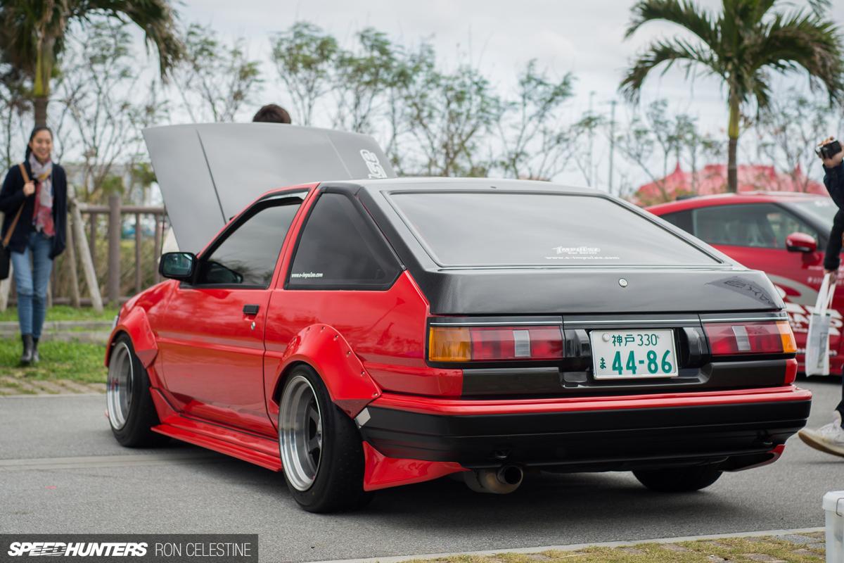 Правильная Toyota AE86 от Impulse (1)