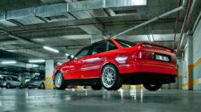 Семейный седан с подвохом – Audi 80 (бочка) 320 л.с