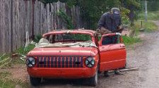 Стильный и харизматичный ЗАЗ 968м хот-род