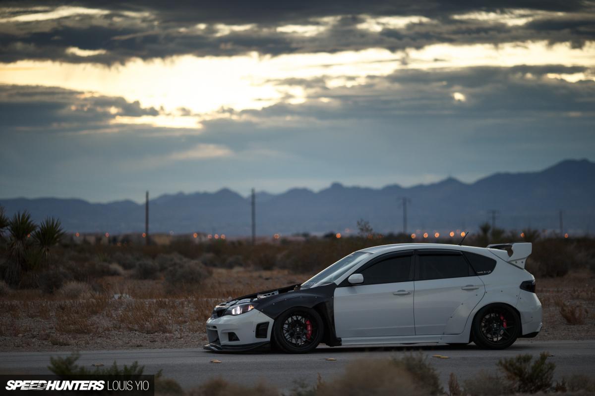 Subaru Impreza с двигателем RB26DETT