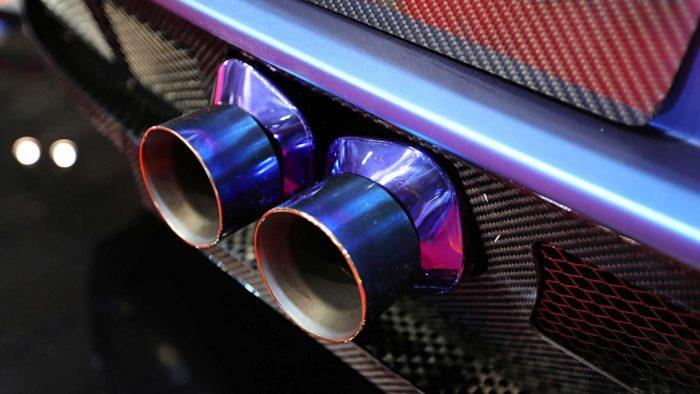 Toyota Supra от Garage Revolver x Varis9