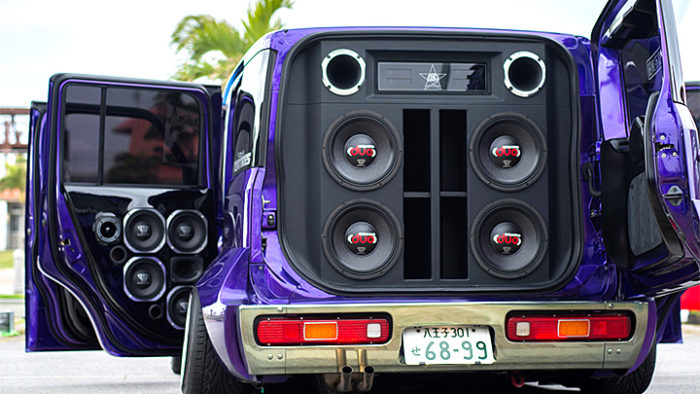 Тюнинг фестиваль - Okinawa Custom Car Show