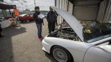 Вы никогда не угадаете, какой двигатель в этой Nissan Silvia S14