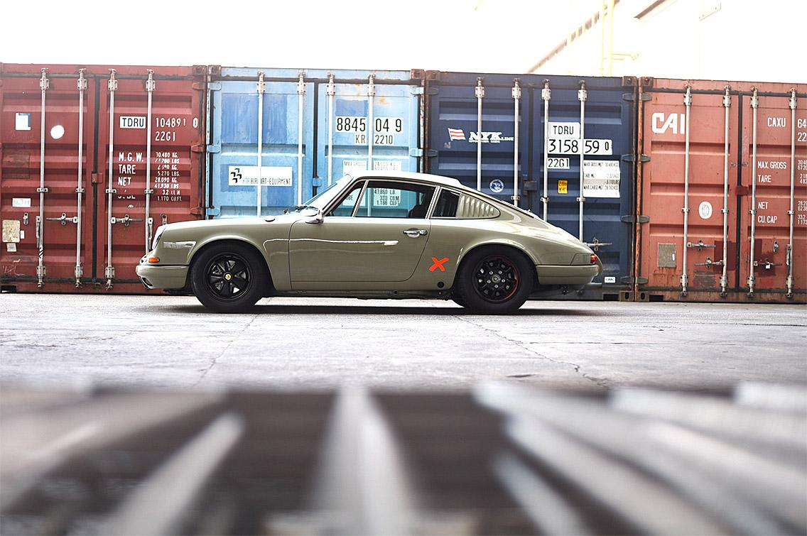 Я обожаю ездить на 911-м - Hot-Rodded Porsche 911