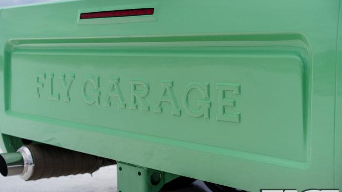Знакомьтесь, VW Caddy на V8 от Fly Garage!