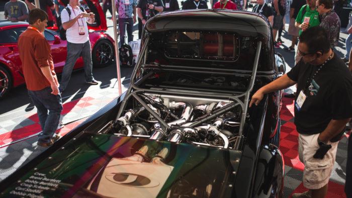 4 турбины, 7 бар и V8 — Chevrolet 3100 1954 года