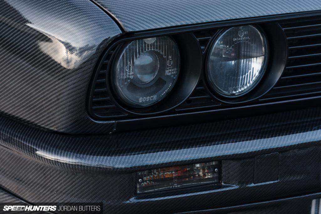 6 литров и 8 цилиндров - BMW E30