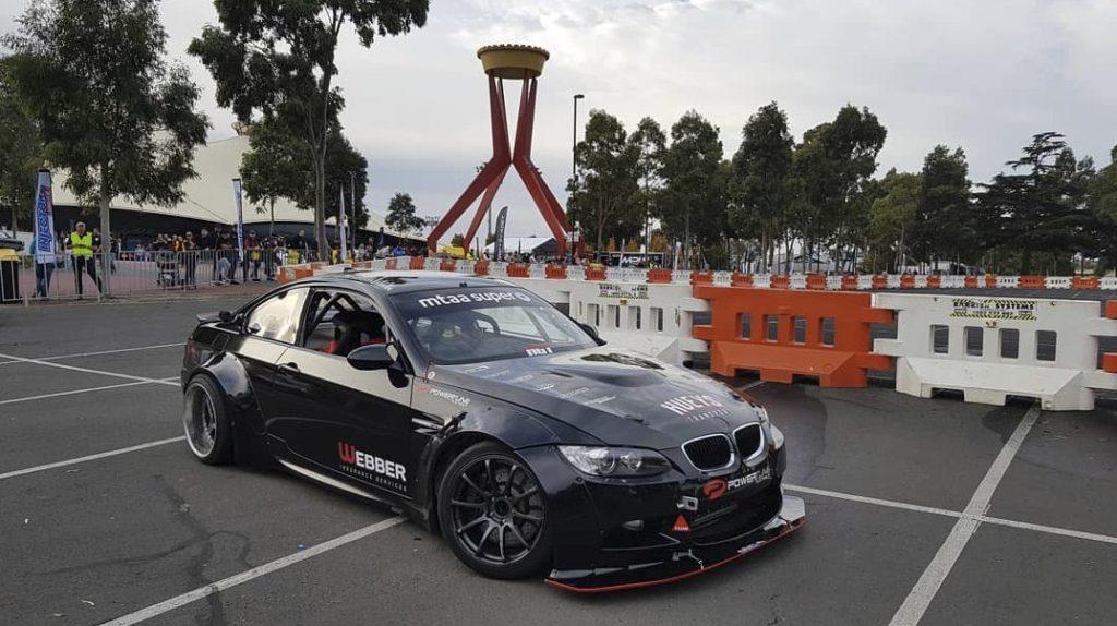 BMW 320i E92 монстр дрифтинга