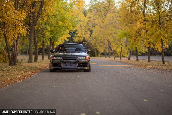 BNR32 Nissan Skyline GT-R из Канады