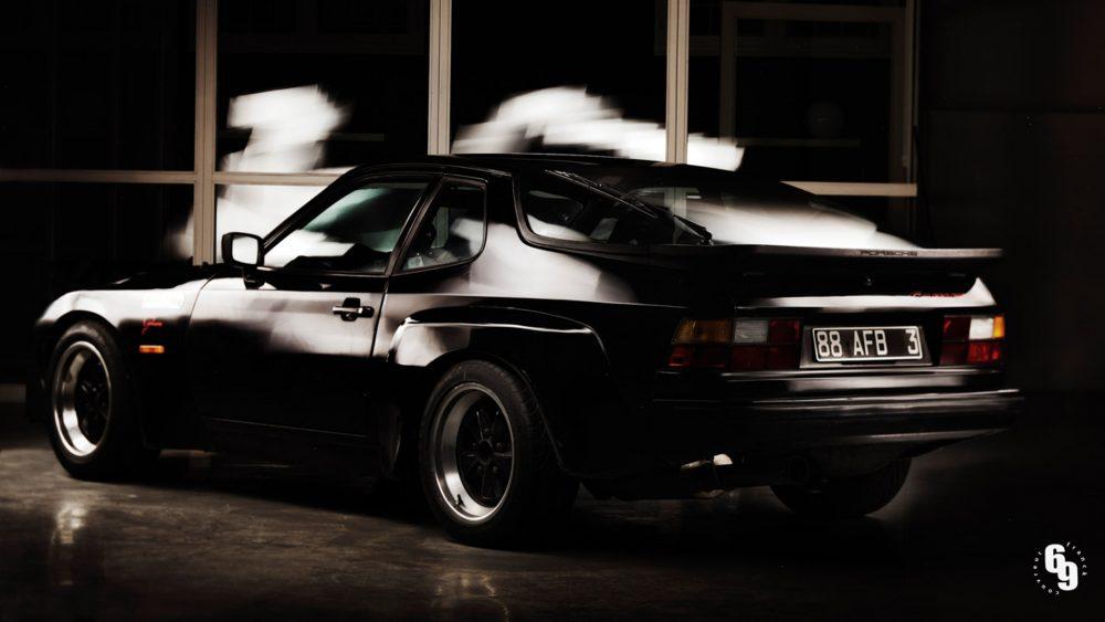 Легендарная тачка Porsche 924