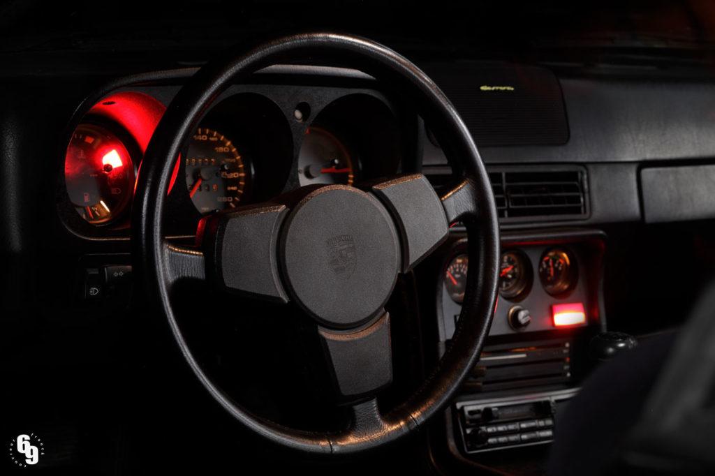 Легендарная тачка Porsche 924 3