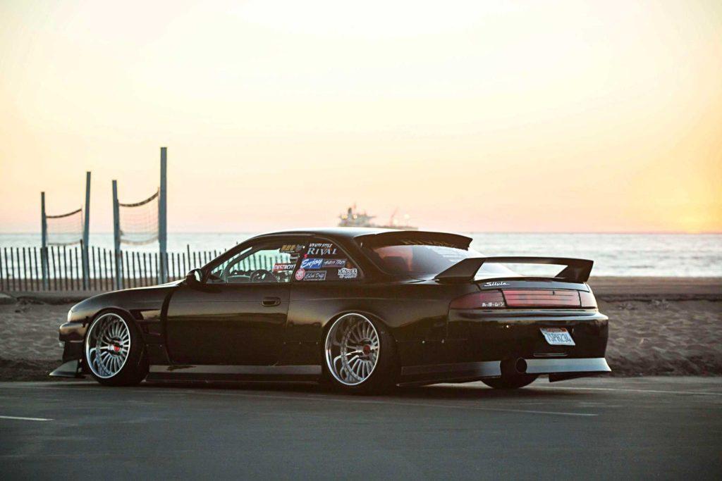 Nissan Silvia S14 1997 (USDM)