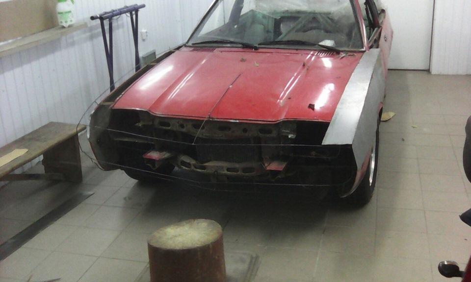 Реплика Chevrolet Camaro 1969