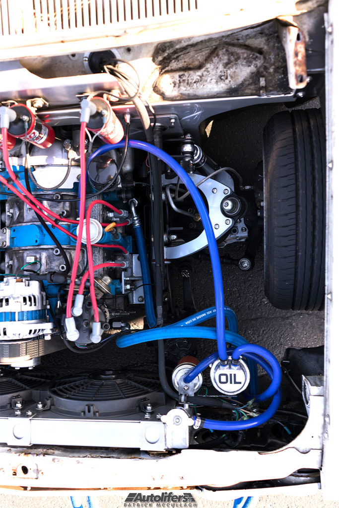 Ржавый Датсун 510 с роторным мотором от RX7 - «Рэтсун»