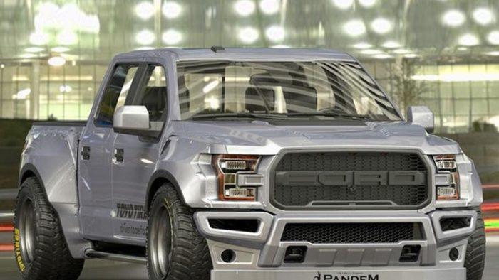 Шикарные грузовики в стиле stance truck - 25 стенс пикапов